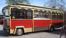 2003 Two Classic Trolleys