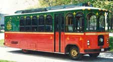 Executive Coach Trolley